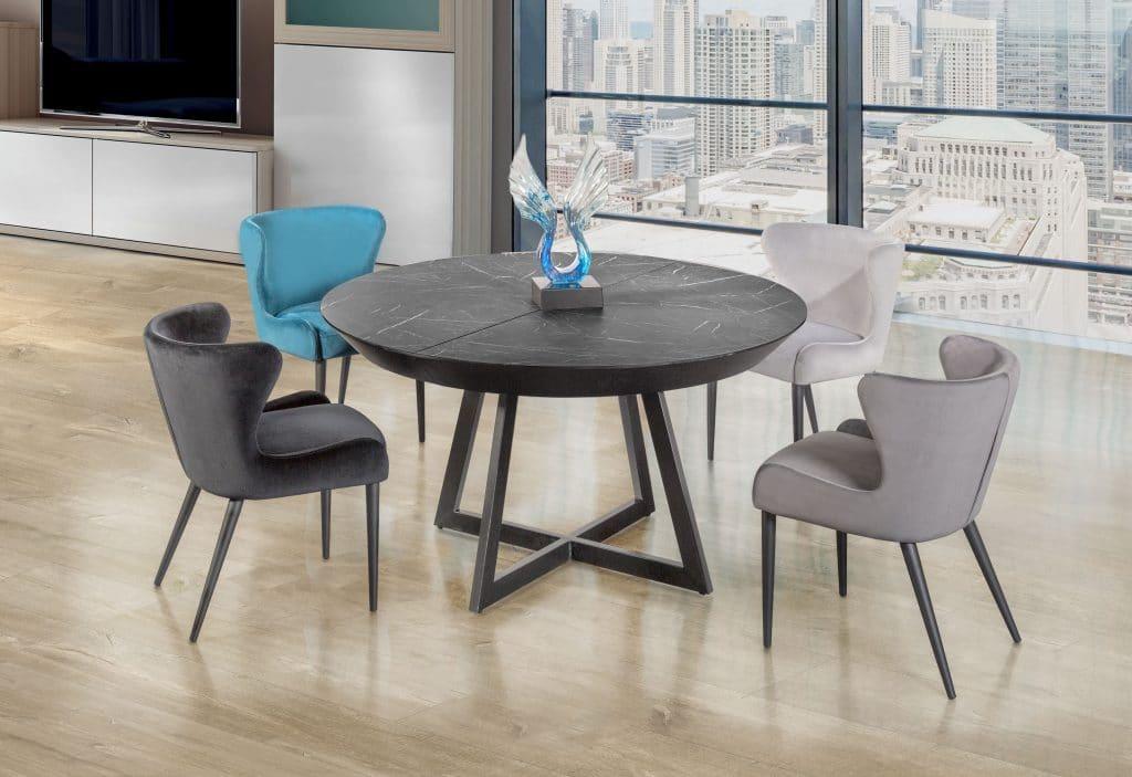 שולחן מעוצב לפינת אוכל